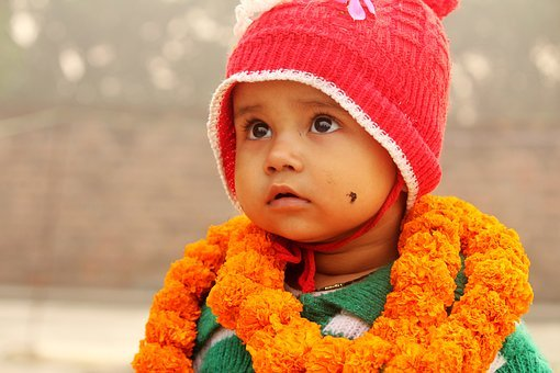 Child, Little, Cute, Outdoors, Beautiful, Girl
