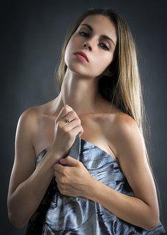 Girl, Beauty, Woman, Portrait, Portrait Of A Woman, Ms