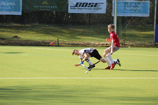 Competition, Hockey, Field Hockey, Sport