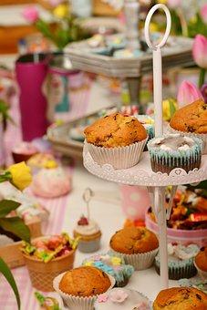 Candy Bar, Sweet, Cupcakes, Candy, Cake, Food, Dessert
