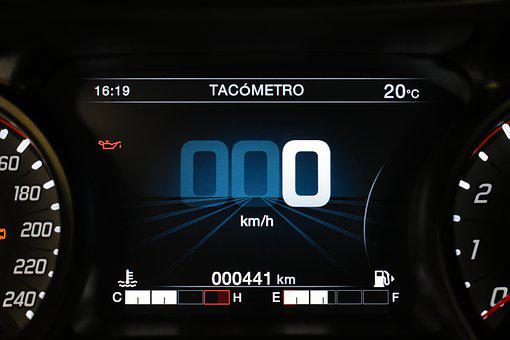 Automobile, Speedometer, Technology