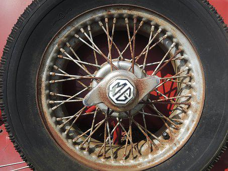 Wheel, Tire, Rim, Car