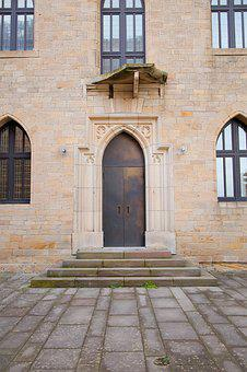Architecture, Old, Gothic, Window, Stone, Building