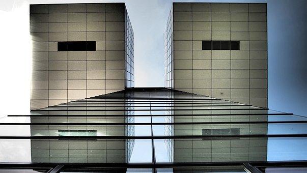 Architecture, Contemporary, Window, Glass, Facade