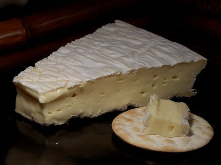 Brie De Meux, Cheese, Milk Product, Food, Ingredient