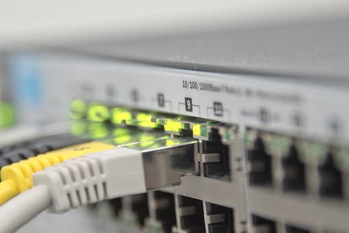 Ethernet, Switch, Network, It, Distributor, Nsa, Chip