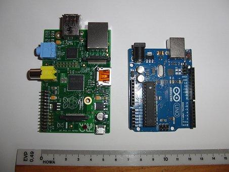 Raspberry, Arduino, Electronics, Computer, Processor