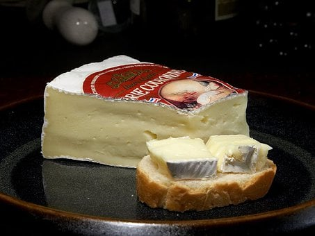Couronne Brie, Cheese, Milk Product, Food, Ingredient