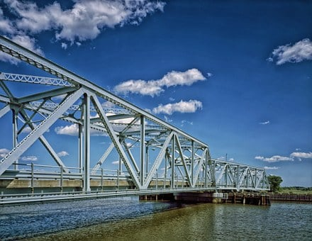 Dover Bridge, Maryland, Architecture, Landmark