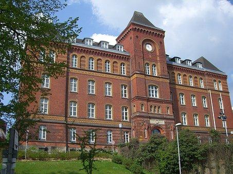 Flensburg, District Court, Court, Prison