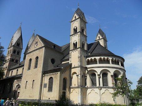 Castor Church, Koblenz
