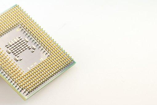 Cpu, Processor, Macro, Pen, Pin, Computer, Electronics