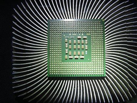 Integrated, Cpu, Processor