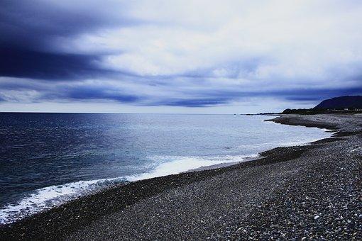 Mie Prefecture, Triple, Shichirimihama, Sea, Seaside