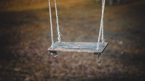 Swing, Play, Childhood, Fun, Park, Playground, Summer
