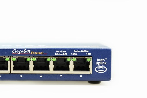 Switch, Network, It, Distributor, Nsa, Chip, Component