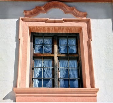 Window, Old, Historically, Facade, Architecture, Rustic