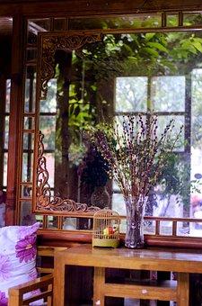 Furnishings, Flower, Window Sill