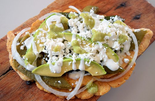 Huarache, About, Food Mexican Food, Lunch, Snack
