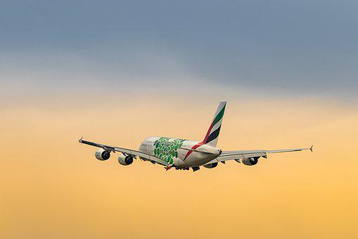 Aircraft, Flight, Airport, Fly, Sky, Airbus, Travel