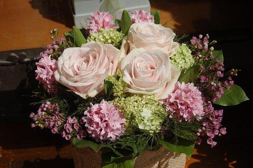 Flower, Bouquet De Fleurs, Floral