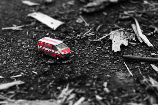 Miniature, Effect, Miniature Effect Nature, Car