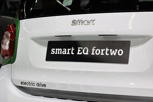Car Smart Eq Fortwo, Auto Show Zagreb 2018