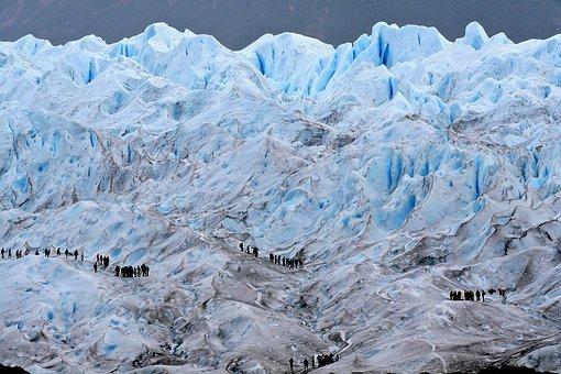 Ice, Glacier, Snow, Cold, Winter, Travel