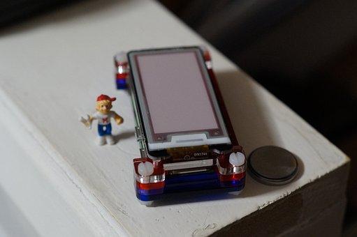 Computer, Technology, Display, Sbc, Raspberry-pi