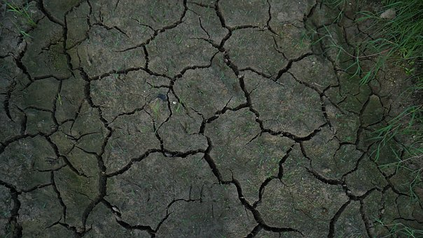 Drought, Wasteland, Climate, Dry, Chapped, Crack, Land