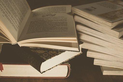Literature, Book, Wisdom, Library, Education, Knowledge