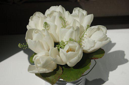 Flower, Floral, Petal, Bouquet De Fleurs, Romantic