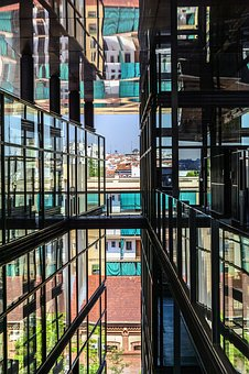 Architecture, Open Air, Glass, City, Window, Building