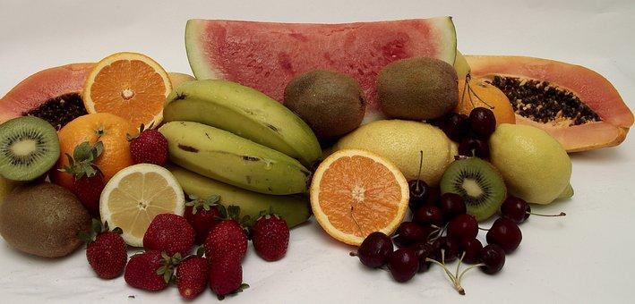Fruit, Food, Healthy, Kiwi, Fruits