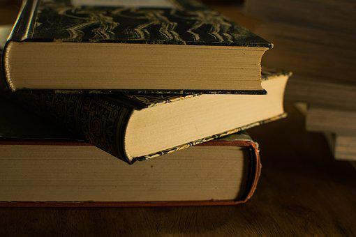 Literature, Library, Book, Education, Wisdom, Stack