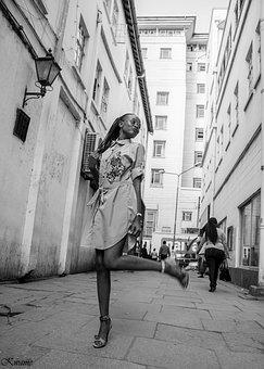 People, Adult, Street, Two, Wear, Model, Kenya, Woman
