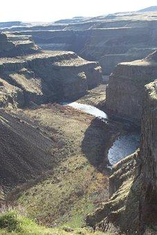 Landscape, Nature, Water, Travel, Mountain, River, Rock