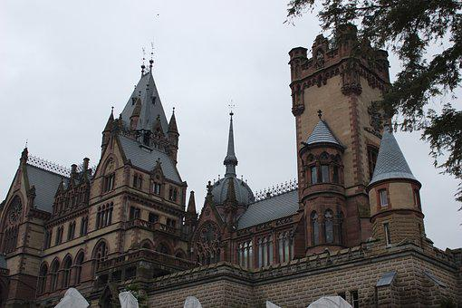 Architecture, Old, Building, Tower, Travel, Castle