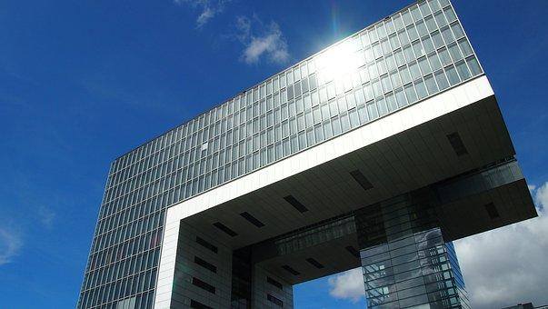 Architecture, Contemporary, Sky, City, Skyscraper