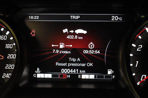 Automobile, Speedometer, Caliber, Transport