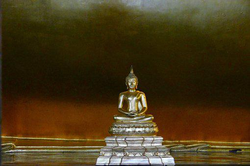 Buddha, Religion, Spirituality, Wat Pho, Golden, Temple