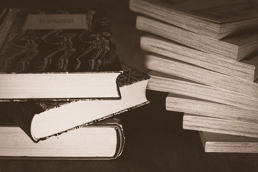 Education, Literature, Library, Book, Wisdom, Stack