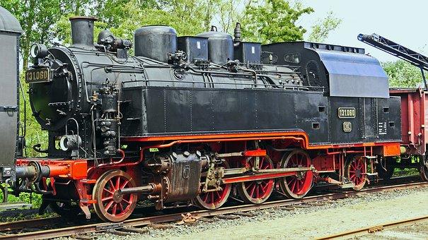 Steam Locomotive, Operational, Museum Railway
