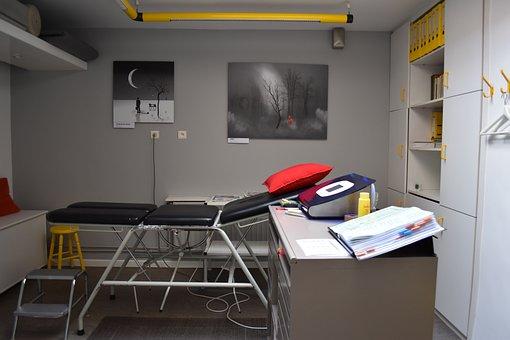 Furniture, Inside, Table, Room, Massage