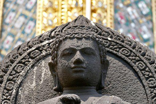 Buddha, Buddhism, Thailand, Bangkok, Buddha Head