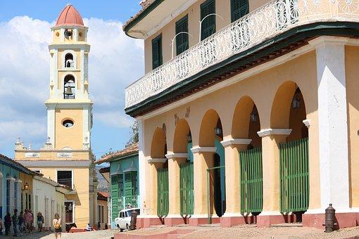 Architecture, Travel, Cuba, Trinidad