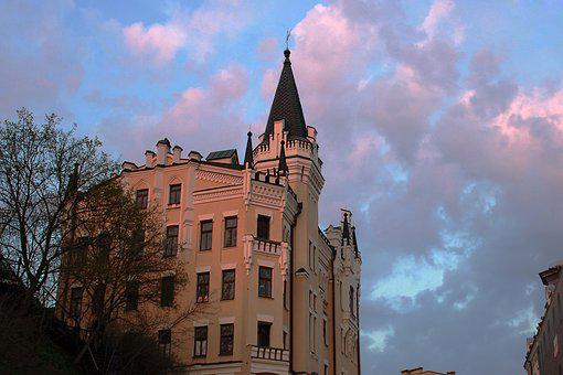 Architecture, Building, Old, Megalopolis, Sky, Travel
