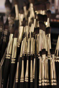 Brush, Art Supplies, Painting, Art, Brushes, Creative
