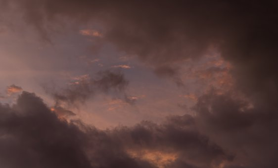 Sunset, Sky, Clouds, Weather, Grey, Australia