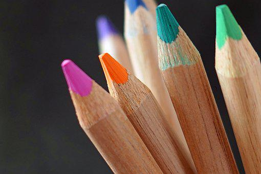 Wood, Pencil, Creativity, Cross, Education, Bright